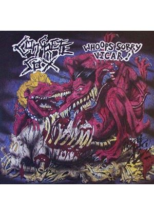 Concrete Sox - Whoops Sorry Vicar! (Music CD)