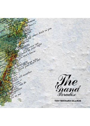 Grand Paradiso (The) - Ten Thousand Islands (Music CD)