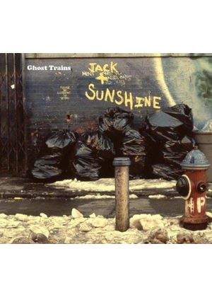 Ghost Trains - Jack + Sunshine (Music CD)