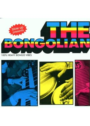 The Bongolian - Bongohead (Music CD)