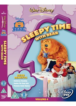 Bear In The Big Blue House - Sleepytime With Bear