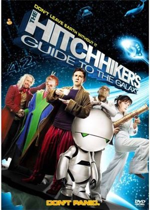 The Hitchhikers Guide To The Galaxy (2005) (Hitch Hikers) (2 Discs)