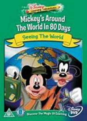 Disney Learning Adventures - Mickeys Around The World In 80 Days