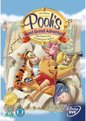 Winnie The Pooh - Most Grand Adventure