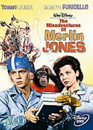 Misadventures Of Merlin Jones, The