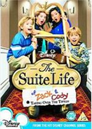 Suite Life Of Zack And Cody - Taking Over The Tipton Vol.1