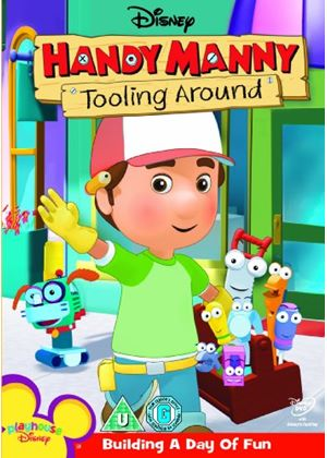 Handy Manny - Tooling Around