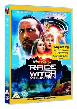 Race To Witch Mountain (1 Disc)