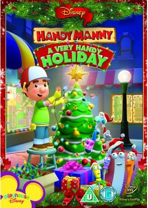 Handy Manny - A Very Handy Holiday