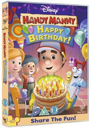 Handy Manny: Manny's Birthday Party/Cinco-De-Mayo