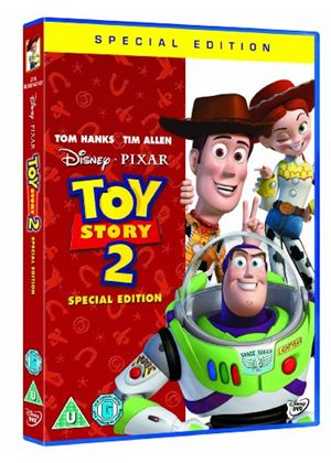 Toy Story 2 (Disney / Pixar)