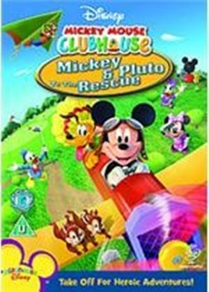 Mickey Mouse Clubhouse - Mickey And Pluto To The Rescue
