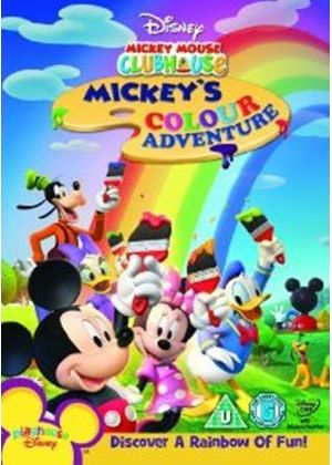 Mickey Mouse Clubhouse: Mickey's Colour Adventure
