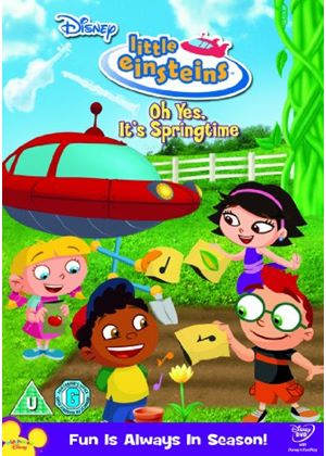 Little Einsteins: Oh Yes, It's Springtime