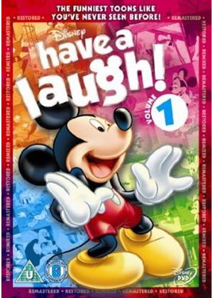 Have A Laugh With Mickey - Vol. 1