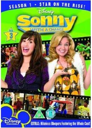 Sonny With A Chance - Season 1, Volume 3