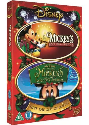 Mickeys Once Upon A Christmas & Mickeys Twice Upon A Christmas
