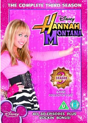 Hannah Montana: The Complete Third Season