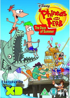 Phineas & Ferb: Daze of Summer