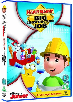 Handy Manny - Construction Job