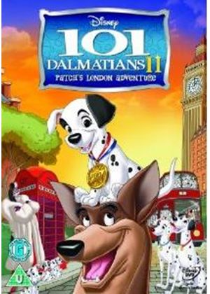101 Dalmatians II - Patches London Adventure
