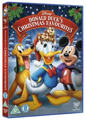 Donald Duck's Christmas Favourites
