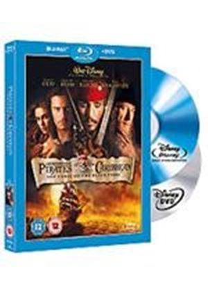 Pirates Of The Caribbean - The Curse Of The Black Pearl Combi Pack (Blu-Ray and DVD)