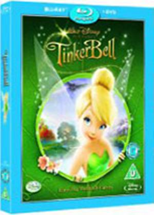Tinker Bell (Blu-Ray and DVD) (Disney)