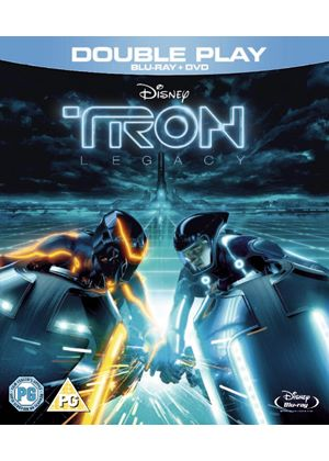 Tron: Legacy - Double Play (Blu-ray + DVD)