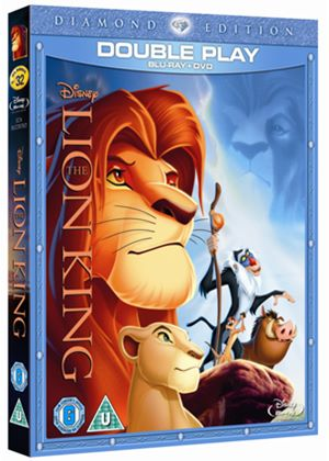 The Lion King - Double Play (Blu-ray and DVD)