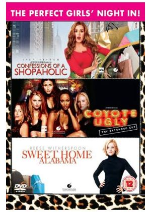 Girls Night In Triple Pack - Confessions Of A Shopaholic / Coyote Ugly / Sweet Home Alabama