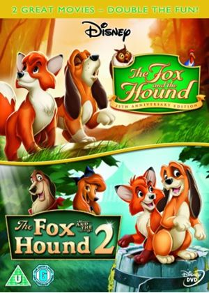 Fox And The Hound / Fox And The Hound 2, The (Box Set)