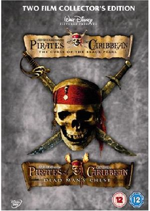 Pirates Of The Caribbean - Curse Of The Black Pearl / Dead Mans Chest