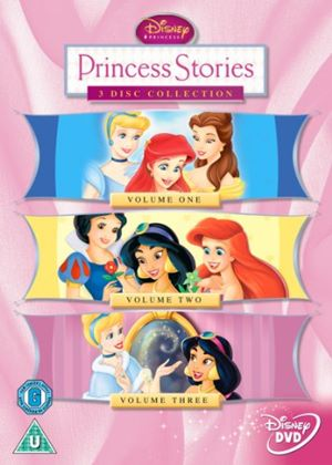 Princess Stories Vol.1-3