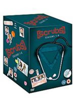 Scrubs - Seasons 1-8 Complete Boxset