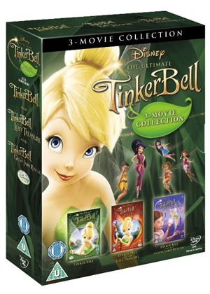Tinker Bell - Collection (Triple Pack)