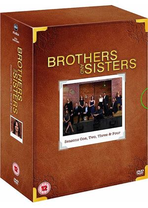 Brothers And Sisters - Season 1-4 Complete Boxset