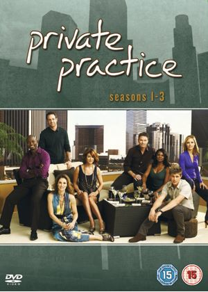 Private Practice - Series 1-3 - Complete