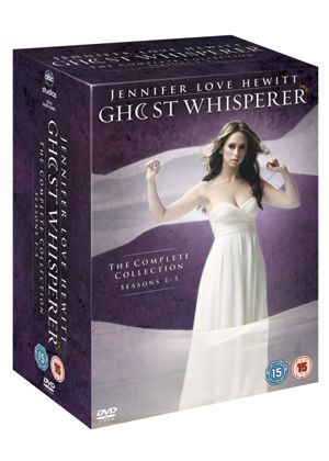 Ghost Whisperer - The Complete Seasons 1-5