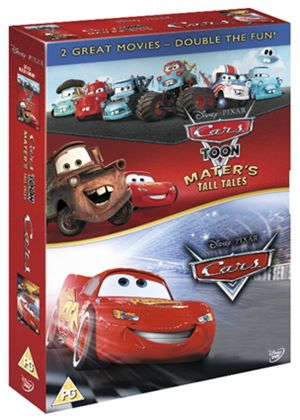Cars Toon: Mater's Tall Tales / Cars (Double Pack)