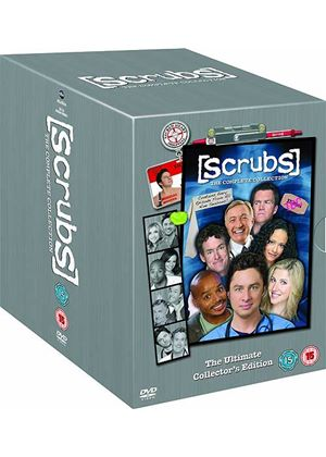 Scrubs - Season 1-9 Complete