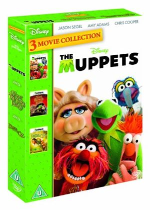 Muppets Triple - The Muppets / Muppet Treasure Island / Muppets' Wizard Of Oz