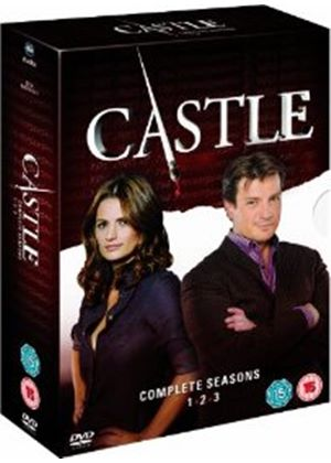 Castle Series 1 - 3  Complete