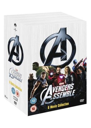 Marvel's The Avengers International Collector's Set (6 Disc)