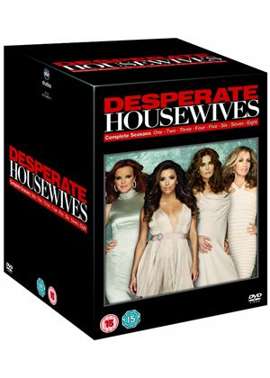 Desperate Housewives Complete Collection