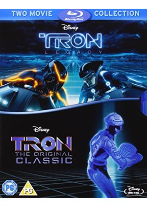 Tron / Tron: Legacy (Double Pack) (Blu-ray)