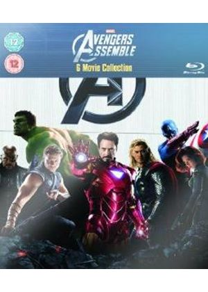 Marvel's The Avengers International Collector's Set (Blu-Ray - 6 discs)