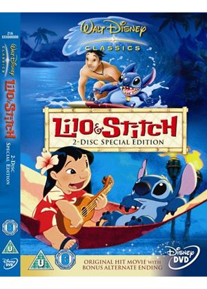 Lilo And Stitch (Disney Animation)
