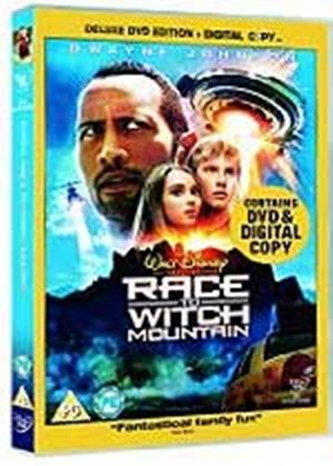 Race To Witch Mountain (2 Disc) (Digital Copy)