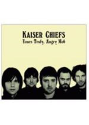 Kaiser Chiefs - Yours Truly, Angry Mob [CD & DVD] (Music CD)